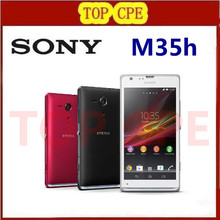 Original Sony Xperia SP M35h GPS WiFi Dual Core 8.0MP 4.6″TouchScreen 8GB Unlocked Refurbished Phone