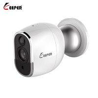 KEEPER 720P 1 3MP Full HD Surveillance Security CCTV Camera Home Mini WIFI Network Wireless IP