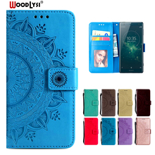 PU Leather Phone Case For Sony Xperia XA XA1 XA2 ULTRA Wallet Flip Case For Sony Xperia XZ XZ1 XZ2 Mini L1 L2 Z3 Z5 Phone Cover цена и фото