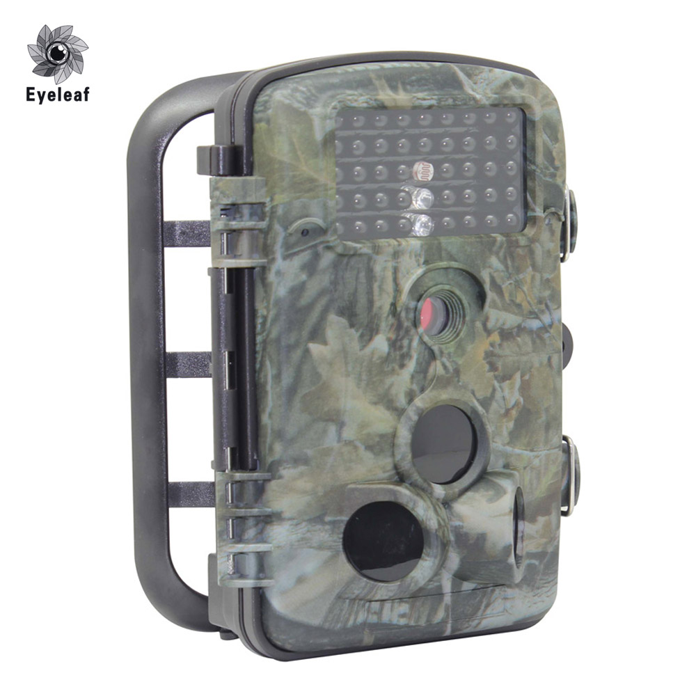 RD1000 Photo Traps Wild Camera Traps 1080P 12MP HD 940NM Invisible IR Trail Hunting Camera Waterproof Scouting Camcorder 3 5mm male to male audio connection nylon cable white red black 1m
