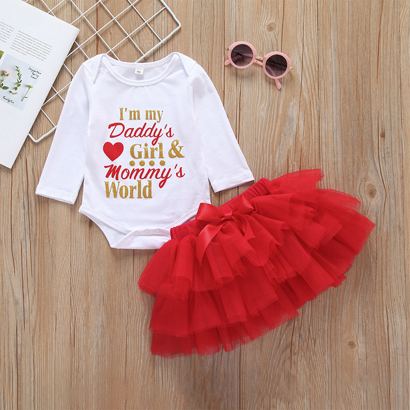 2e8feede4 Buy Daddy's girl, Mommy's world and get free shipping on AliExpress.com