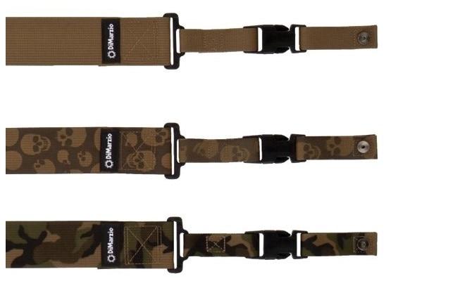 DiMarzio Cordura ClipLock Guitar Strap 2-Inch Quick Release Strap ritmix rcc 200 blue кабель 2в1 usb micro usb apple lightning 1 м