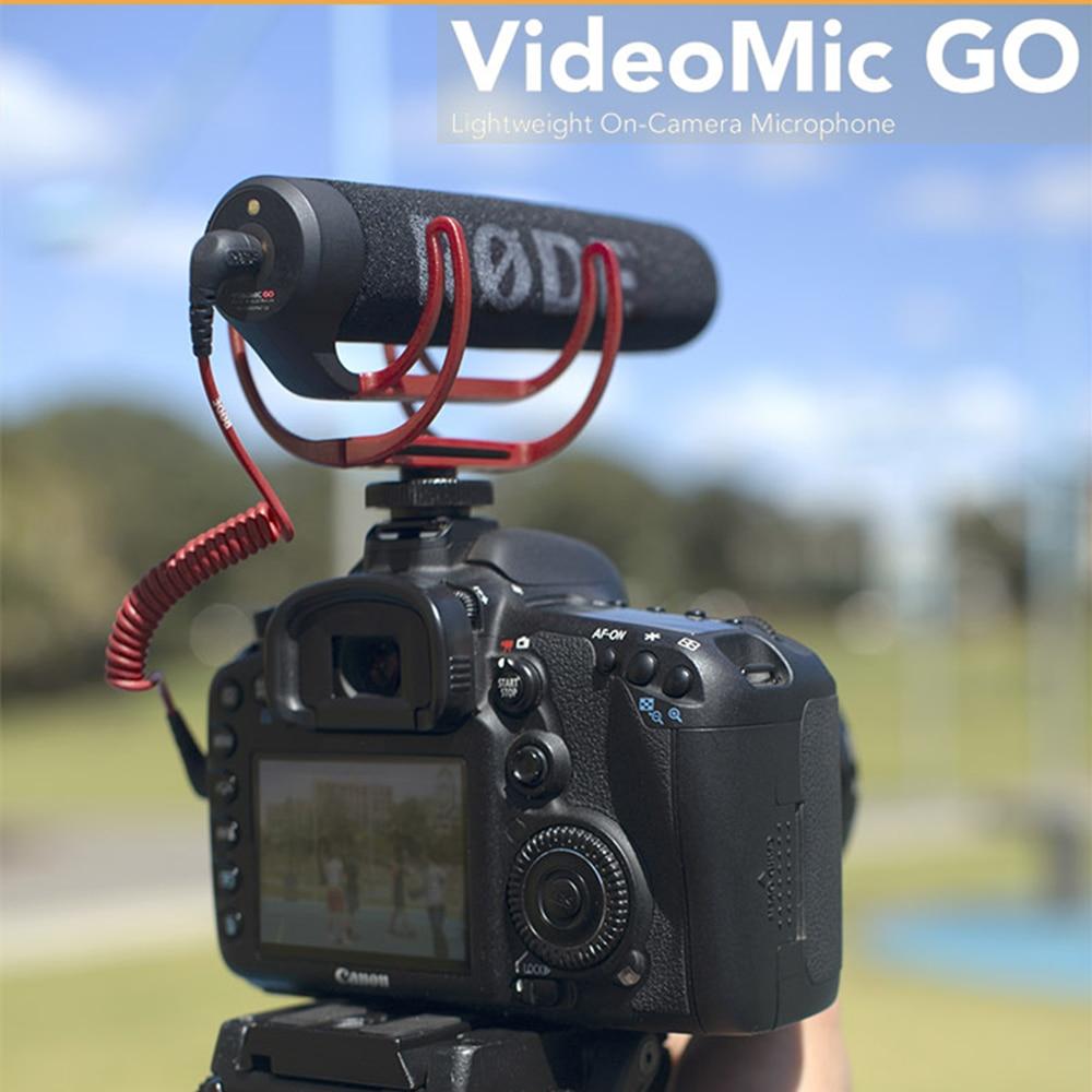 YIXIANG For Rode Videomic VidMic GO On Camera Shoe Mount Rycote ...