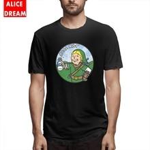 T shirt The lgend of zelda Men Lon Milk Shirt Link Cartoon Camiseta O-neck S-6XL Plus Size Tee