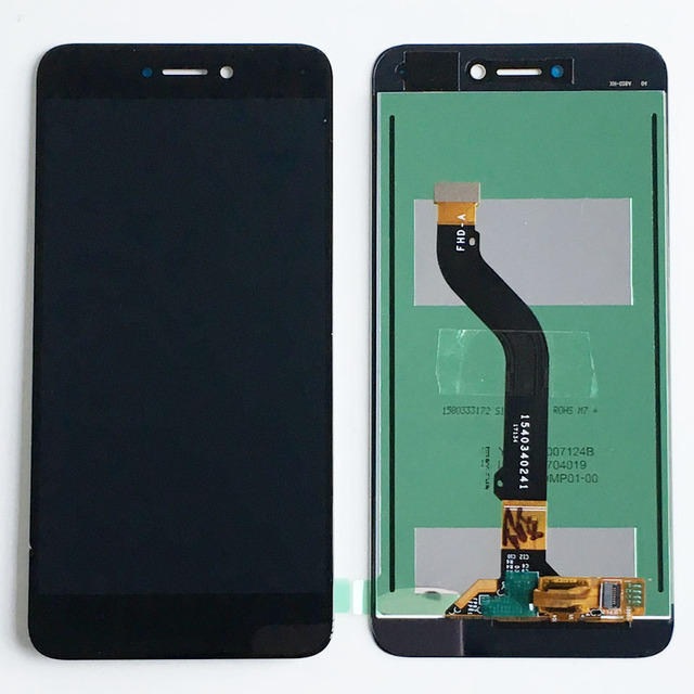 Black LCD Glass Display Touch Screen Digitizer Assembly For Huawei P8 Lite 2017 PRA-LX1