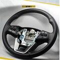 Para Hyundai ix25 Volante Auto Botón de Control de Audio y Teléfono Del Volante Del Coche de Bluetooth Reloj primavera lzh