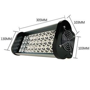Image 4 - 400 واط LED المحمولة UV الغروانية علاج مصباح طباعة رئيس النافثة للحبر طابعة صور علاج 39nm cob UV led مصباح