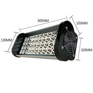 Image 4 - 400W LED taşınabilir UV kolloid kür lambası baskı kafası mürekkep püskürtmeli fotoğraf yazıcı kür 395nm cob UV led lamba