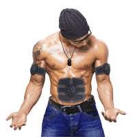 Masseurs électriques pour le corps minceur corps sculpteur stimulateur musculaire ab Gymnic ceinture masseur abdominaux entraîneur de muscles ceintures