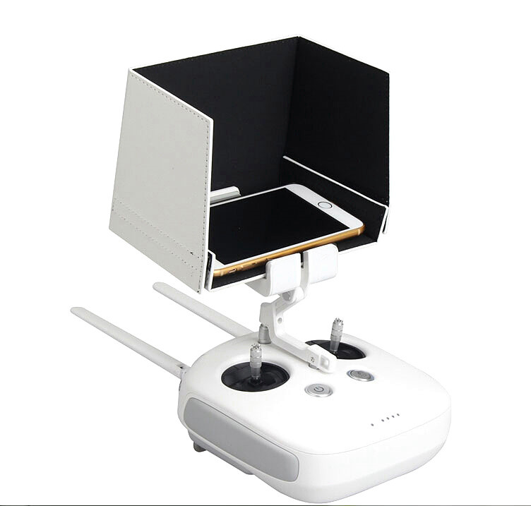 remote control 7.9 inch flat Monitor sun shade hood for DJI Phantom 4 / 3 Inspire 1 Quadcopter Parts Accessories