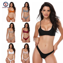 CHING YUN 2019 New Style European And American Sexy BIKINI Explosion Models Swimsuit Color Sports, vacation Split swimsuit