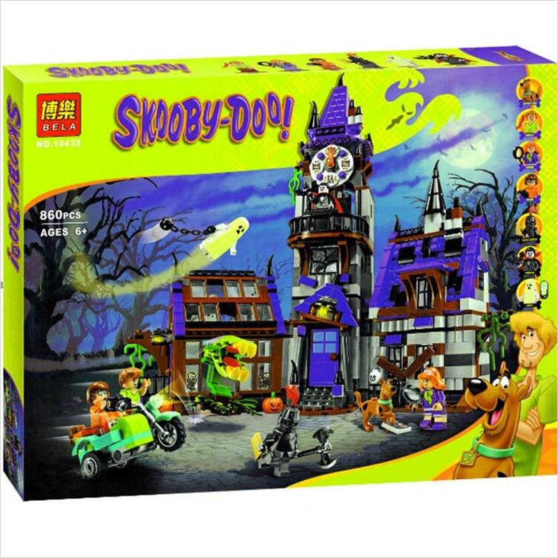 Lego maison promotion achetez des lego maison - Jouets scooby doo ...