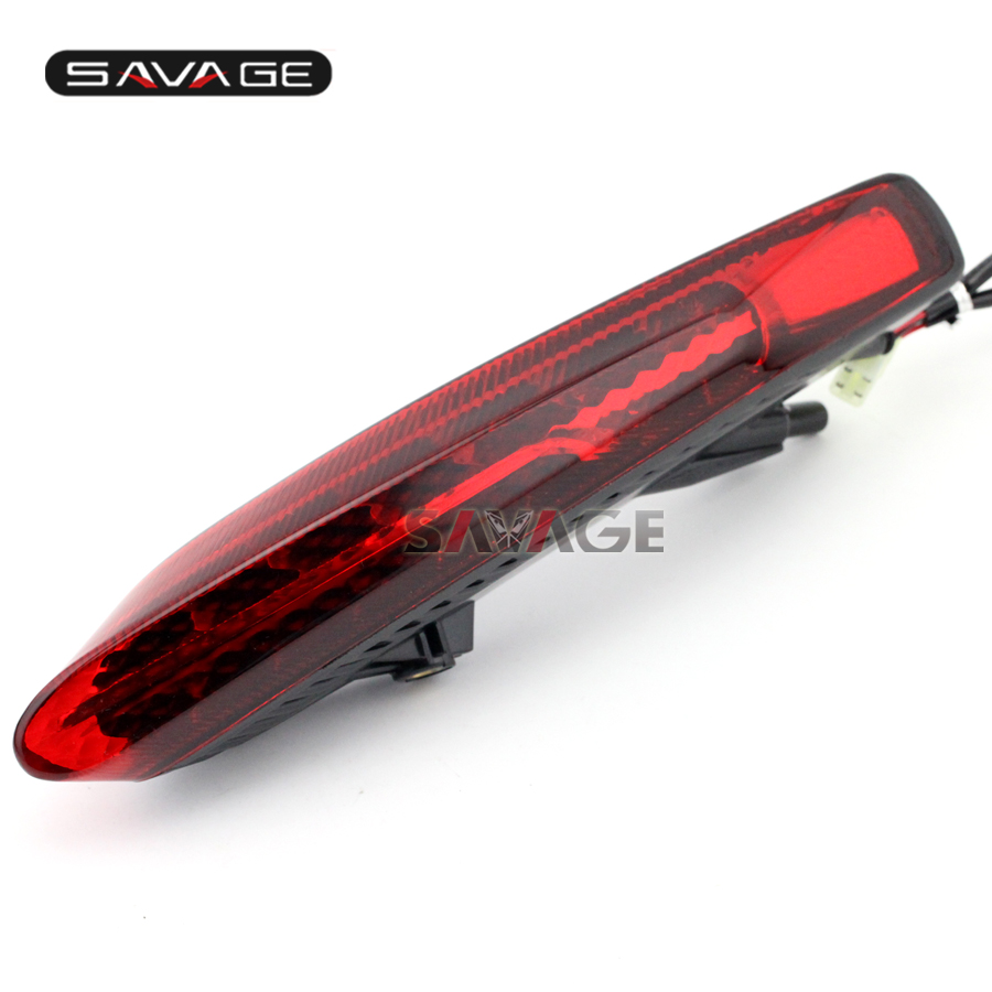 For DUCATI Diavel /Carbon 2011-2015 12 13 14 Motorcycle Integrated LED Tail Light Turn signal Blinker Lamp Right Red for ducati streetfighter 848 1100 2012 2014 motorcycle integrated led tail light turn signal blinker red