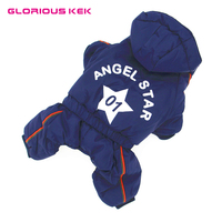 Dog Clothes Winter For Small Dogs Waterproof Dog Coat Fleece Liner Warm Pet Jackets Snowsuit Removable