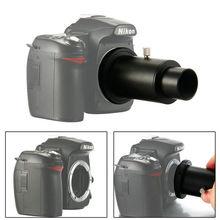 """CSO полностью металлический адаптер для камеры телескопа Т-кольцо+ 1,2"""" телескоп крепление адаптер+ удлинитель для Nikon DSLR/Canon EOS DSLR"""