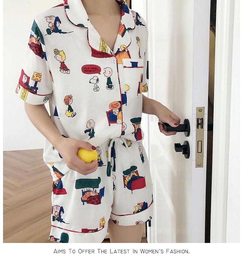 Cartoon Sleepwear  (15)