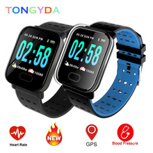 Get more info on the A6 colorful screen Smart Watch Bluetooth Pedometer Heart Rate Monitor Smartwatch Blood Pressure  watch Sleep Monitor Sport Watch