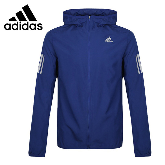 Original New Arrival 2018 Adidas RESPONSE JACKET Men s jacket Hooded  Sportswear ff87c5fa45