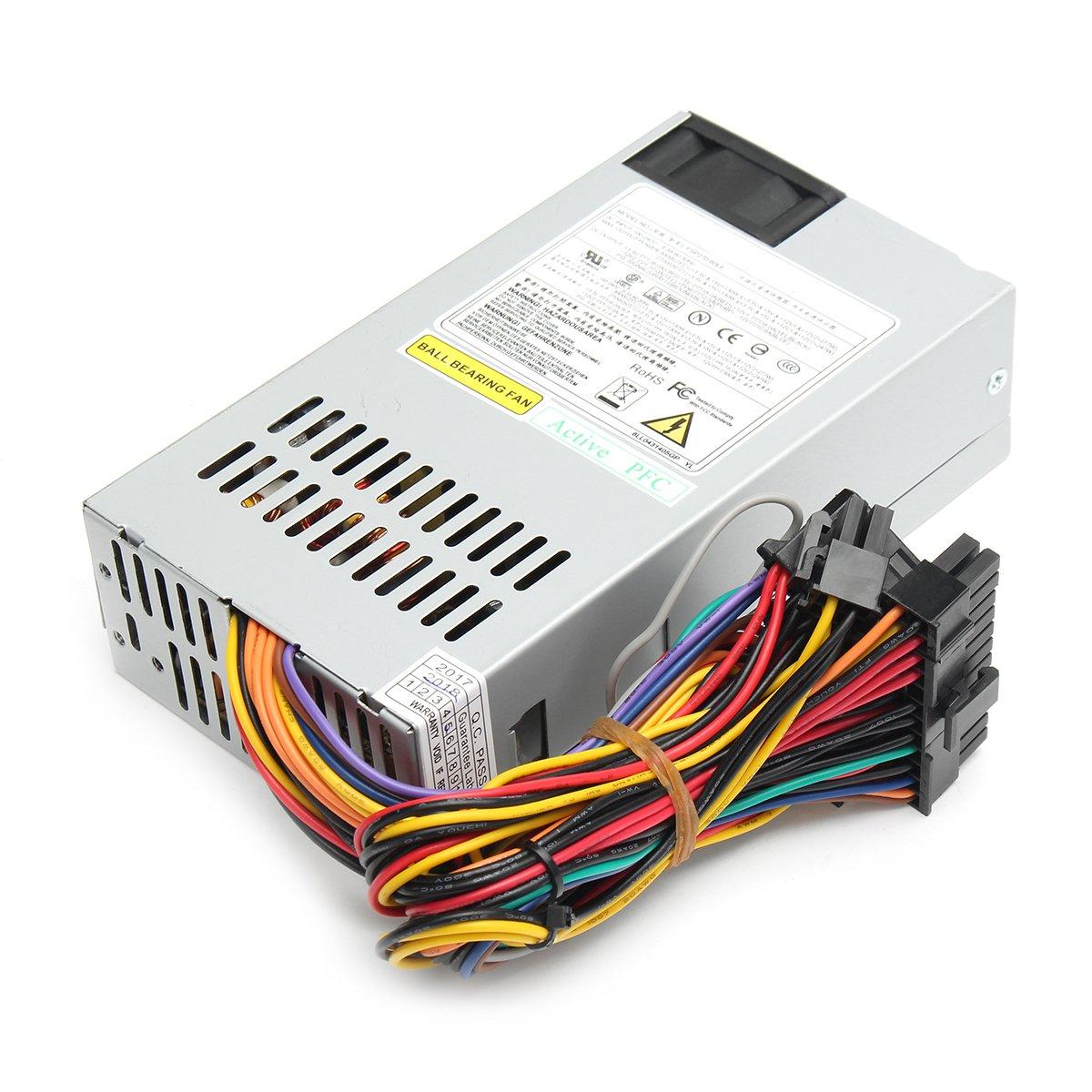 Original FSP270 270W Mini ITX Computer case flex for HTPC Small 1U NAS Power supply 100- 240V AC computer case