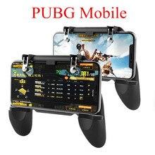 جهاز تحكم بالألعاب المحمول PUBG جهاز تحكم بالهاتف المحمول pubg مفتاح قبضة الألعاب المقود 4.5 6.5 بوصة آيفون 8 7 plus