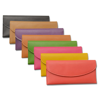 Multicolor OL genuine leather portefeuille porte monnaie femme homme wallet carteira monedero Brieftasche for women lady wallets