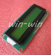 1pcs 1602 16×2 HD44780 Character LCD Display Module LCM Yellow backlight