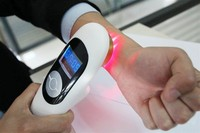 Prostatitis treatment cold laser pain relief device for home use