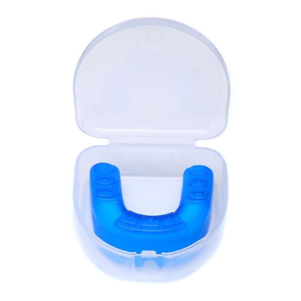 Защита для бокса для взрослых MMA для спорта вставная челюсть футбольные бутсы мундгард для силиконовой наружной тхэквондо с коробкой