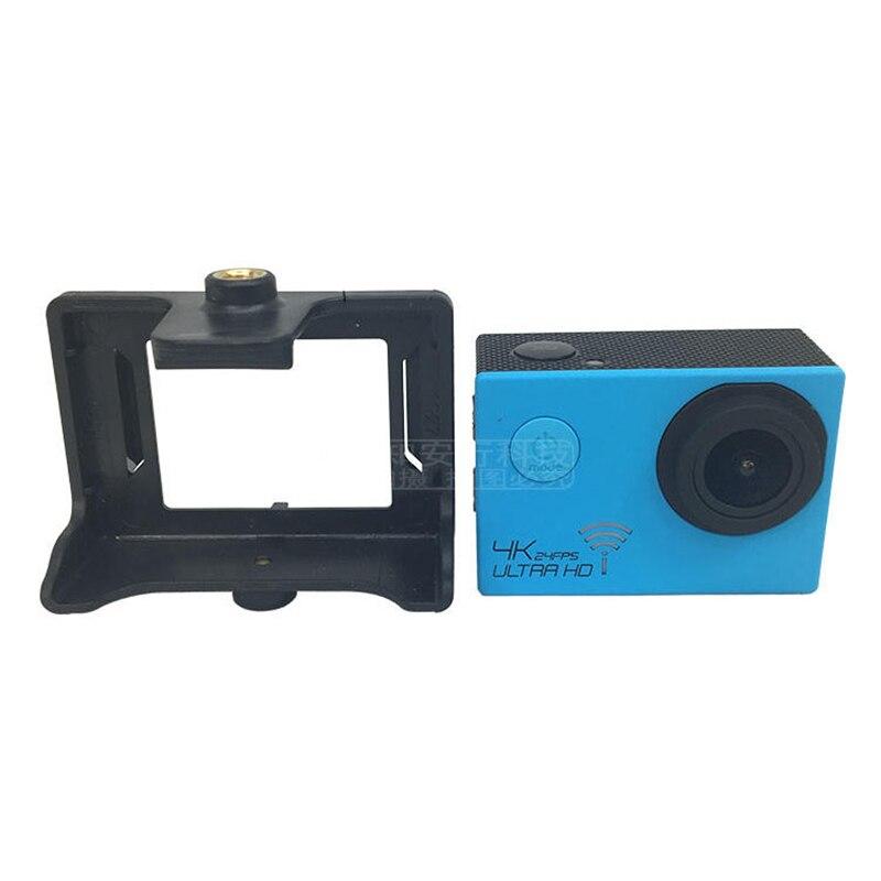 Clip Case Protective Skeleton frame For SJCAM SJ4000 SJ6000 SJ7000 SJ9000 Sport Camera Shell Action Camera Accessories