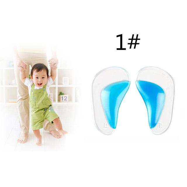 Infants Foot Insoles Correction 5