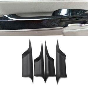 Image 1 - Voor Bmw 7 Serie F01 2009 2010 2011 2012 2013 2014 2015 Auto Styling Interieur Deurklink Pull Beschermende Quick installeren Cover