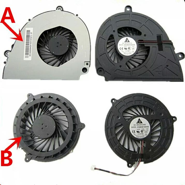 Laptop Fan Cooler Radiators For Acer For Aspire V3-551G 5750 5755 5350 5750G 5755G Cpu Cooling new for acer aspire 5553 5553g series cpu cooling fan