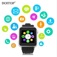 DOITOP Smart Watch Bluetooth Remote Control Photo 1 54inch Touch Screen Watches With Camera Sending Message