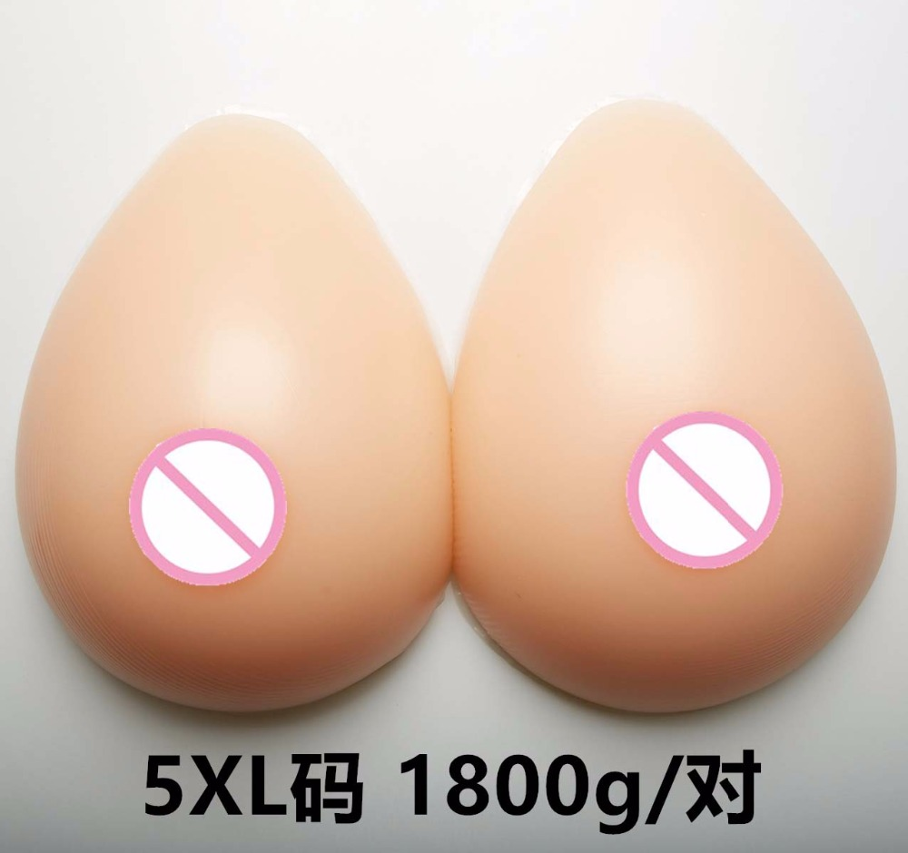 1800g/pair F Cup realistic silicone breast forms artificial Boobs Tits Bust Enhancer pads for crossdresser Drage queen Shemale 2000g pair h i cup huge sexy cross dressing artificial silicon boobs shemale or crossdresser silicone breast forms prothetics