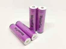MasterFire 20pcs/lot New Protected Sanyo UR18650ZTA 3.7V 18650 3000mAh Rechargeable Lithium Battery with PCB For Flashlight