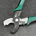 """Инструмент 8 """" зачистки проводов кабель резки ножничные зачистки иглогубцы резак 1.6 - 4.0 мм ручной инструмент Ferramentas Herramientas"""