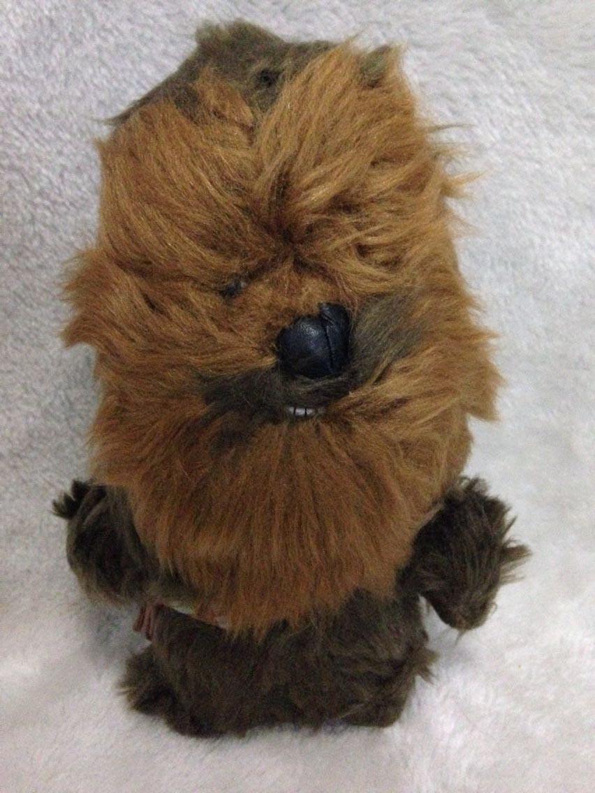 купить Star Wars Chewbacca Super Deformed Plush Toys 14cm недорого