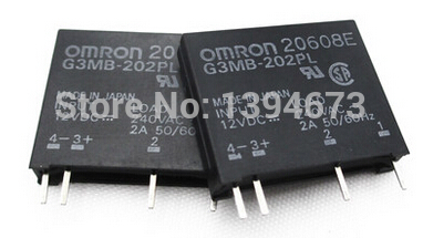 HOT NEW G3MB-202PL 12VDC G3MB-202PL-12VDC G3MB 202PL OMRON ZIP4 aquilon mb 3 08