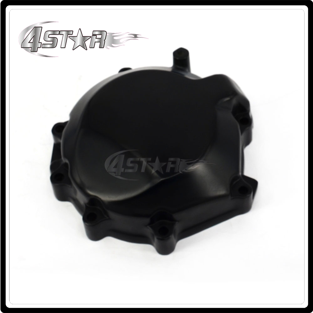 Motorcycle Engine Motor Stator Crankcase Cover For KAWASAKI ZX10R ZX-10R ZX 10R 2006-2010 06 07 08 09 10 maluokasa motorcycle aluminum engine stator cover for kawasaki zx 6r zx636 zx 636 2003 2004 moto crankcase replacement part zx6r