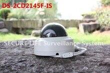 Ds-2cd2145f-is H265 IP de red domo poe cámaras audio mp DS-2CD2145F-IS