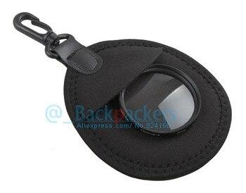 80pcs Camera filter bag lens case for cpl UV mc-uv ND gradient gray filter 40.5/43/46/49/52/55/58/62/67mm