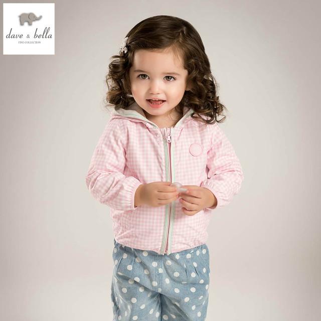 DB5189 davebella primavera grade crianças hoodies bebés meninos camisolas crianças casaco