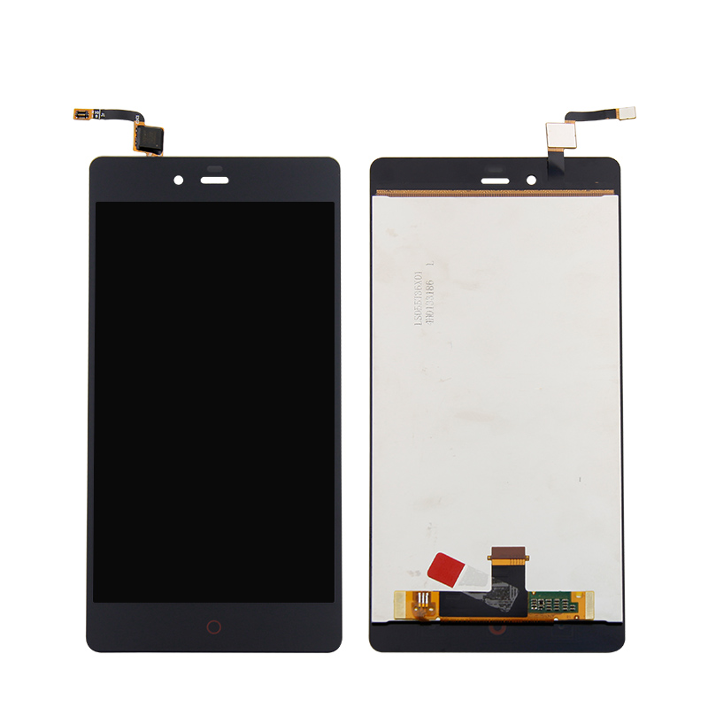 Free Shipping For ZTE Nubia Z9 Max NX510J NX512J LCD Display Touch Screen Digitizer Glass LCD Display Assembly + Tools