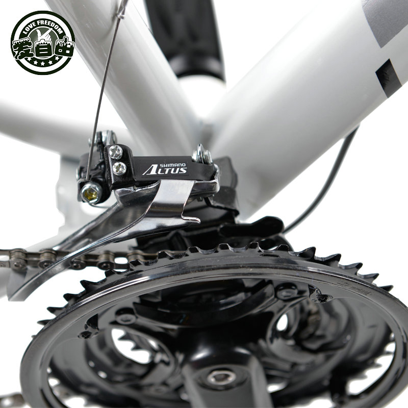 Love Freedom тау велосипеді 7 жылдамдықпен, - Велоспорт - фото 6