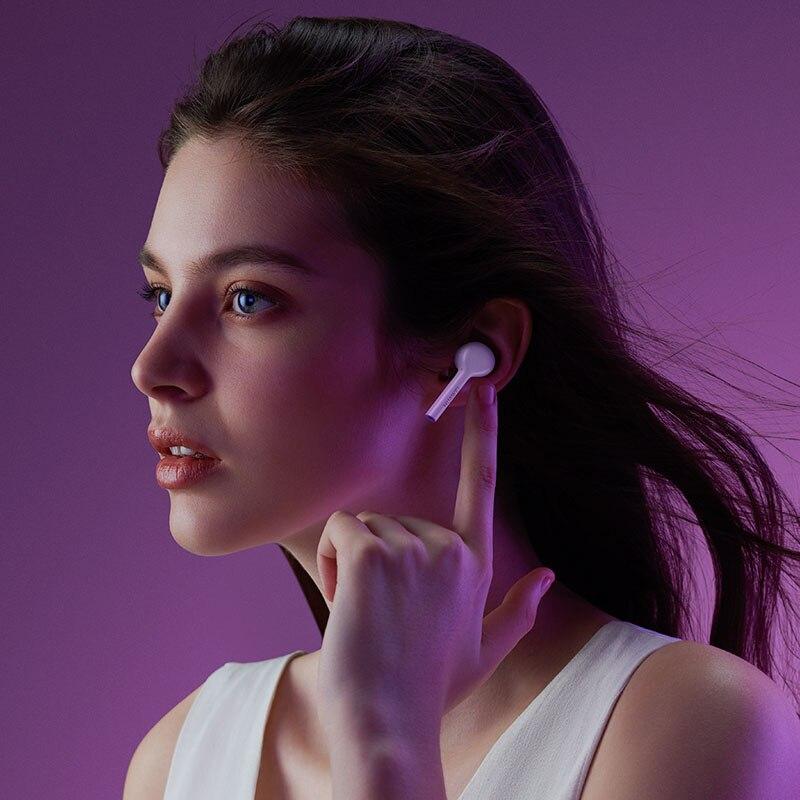 HUAWEI FreeBuds Lite Bluetooth Oordopjes Draadloze Bluetooth Headset 12H Speeltijd Stereo Hi Fi Sound met Opladen Case - 2