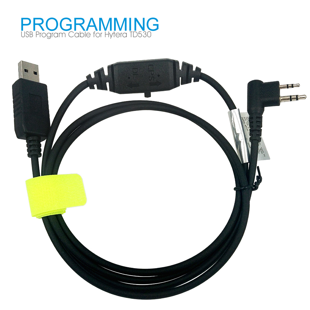 USB Programming Program Cable Data Cord For HYT Hytera TD500 TD510 TD520 TD530 TD560 TD580 Walkie Talkie Two Way Radio