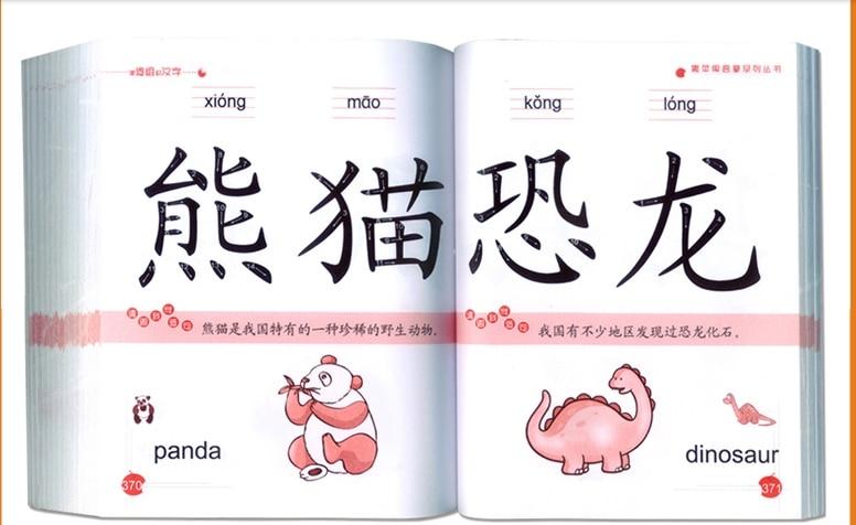 Cina 500 karakter belajar pin yin untuk peserta didik stater belajar - Buku-buku - Foto 5