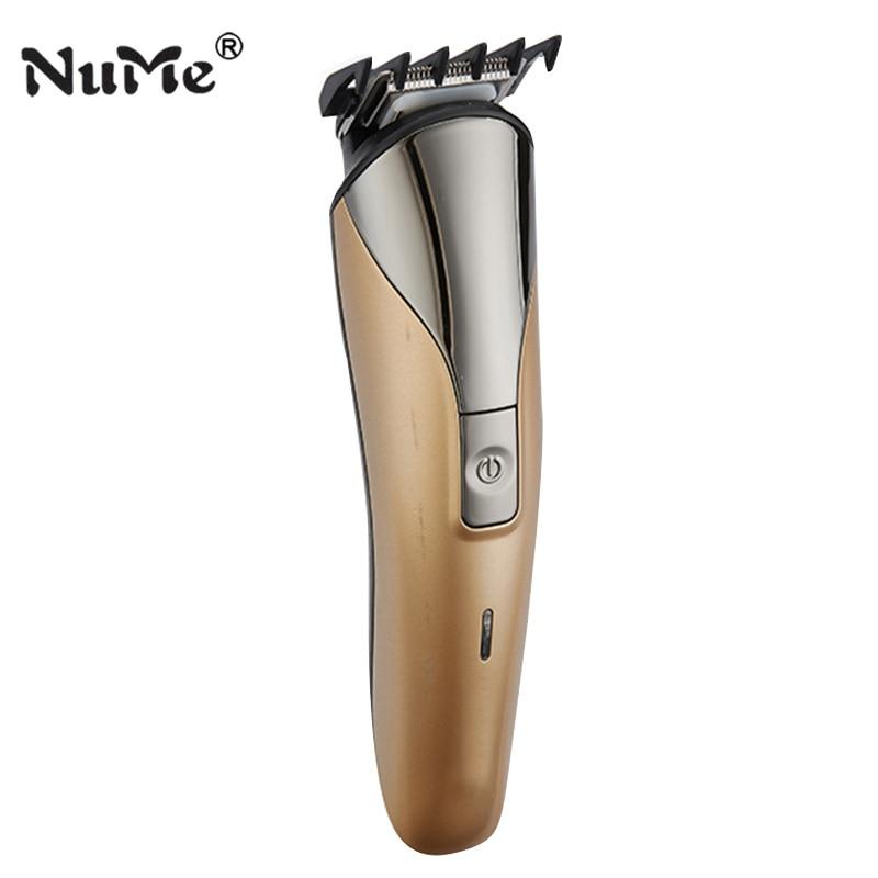 HOT électrique tondeuse à cheveux 7 IN1 tondeuse à barbe définit tondeuses hommes professionnel cheveux rasoir barbe outil de mise en forme - 4