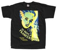 Cô Dâu Của Frankenstein V14 Movie Graphite Tím Xanh T Shirt All Size S 4Xl