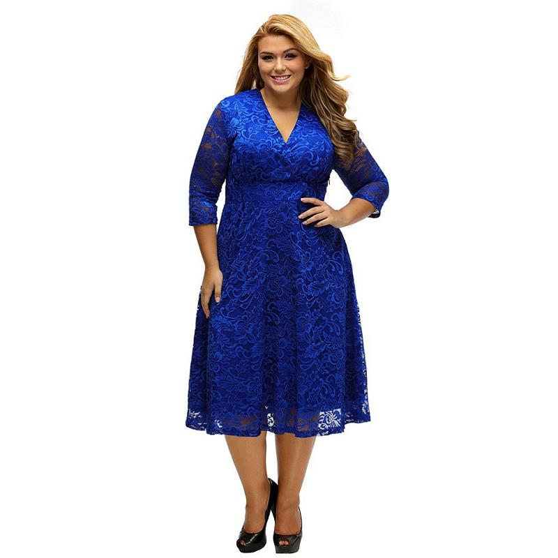 Compare Prices on Plus Size Royal Blue Formal Gown- Online ...